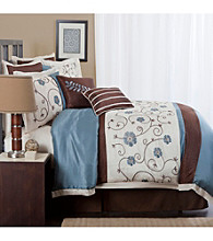 Royal Garden 8-pc. Comforter Set by Lush Decor