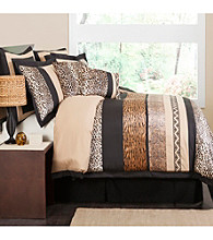 Tribal Dance 8-pc. Comforter Set by Lush Decor