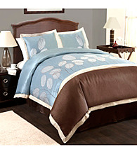 Lydia 4-pc. Comforter Set by Lush Decor