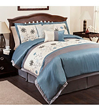 Monica 6-pc. Comforter Set by Lush Decor
