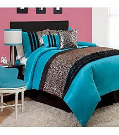 Kenya 5-pc. Comforter Set by Lush Decor