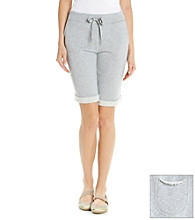 Calvin Klein Performance Loopy Terry Bermuda Shorts