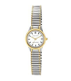 Anne Klein® Women's Two-tone Expansion Watch