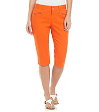 Skye's The Limit® Zip Pocket Skimmer Pant