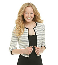 Anne Klein® Textured Cardigan