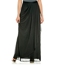 Cachet® Long Cascading Skirt