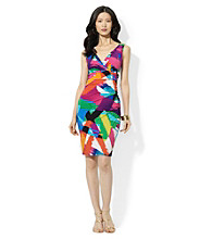 Lauren by Ralph Lauren® Printed Sheath