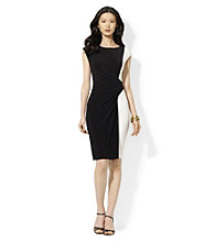 Lauren by Ralph Lauren Two Tone Sheath