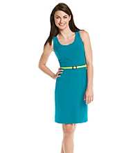 Vince Camuto® Racerback Sheath Dress