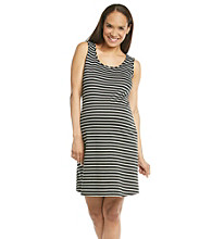Three Seasons Maternity™ Stripe Dress