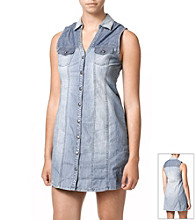 Silver Jeans Co. Denim Trucker Dress