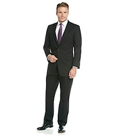 Kenneth Cole New York® Men's Black Solid Suit Separates