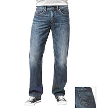 Silver®Silver Jean Co. Men's Dark Indigo