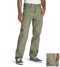 Levi's® Men's Olive Rigid 501™ Shrink-to-Fit Jean