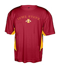 J. America® Men's Cardinal Iowa State Performance Tee