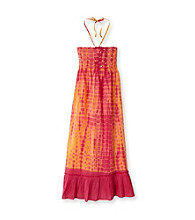 Squeeze® Girls' 7-16 Tie-Dye Maxi Dress