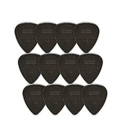 Dunlop 12-pk. Black 1.0mm Nylon Standard Guitar Picks