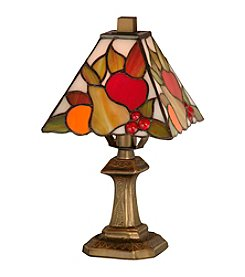 Dale Tiffany Fruit Mini Accent Table Lamp
