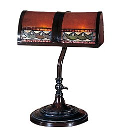Dale Tiffany Egyptian Desk Lamp