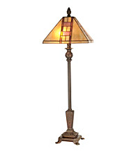 Dale Tiffany Mission Buffet Table Lamp