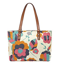 Fossil® Hunter Floral Shopper