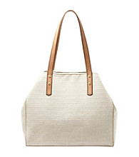 Fossil® Natural Zoey Shopper