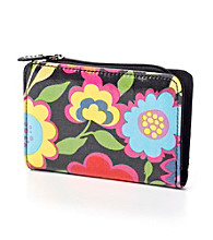 Relativity® Credit Card Pouch - Bright Floral
