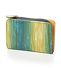 Relativity® Credit Card Pouch - Green Ombre