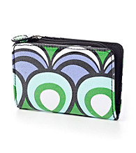 Relativity® Credit Card Pouch - Blue Circle