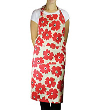 Mükitchen Red Poppy Apron