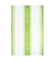 Mükitchen Loving Life Kitchen Towel