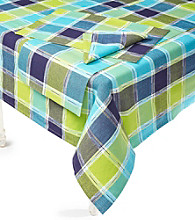 LivingQuarters Costa Verde Table Linens