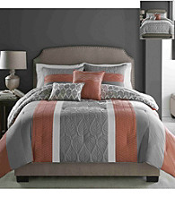 Catalina 6-pc. Comforter Set by Parker Loft