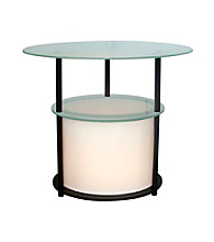 Adesso Marvin Oval Light Table