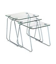 Adesso Slice Nesting Tables