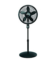 Lasko® 3-Speed Adjustable Remote Control Oscillating Pedestal Fan