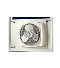 Lasko® 3-Speed Electrically Reversible Window Fan