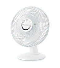Lasko® 3-Speed Oscillating Table Fan