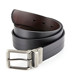 Fossil® Men's Brandon Leather Reversible Belt
