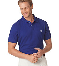 Chaps® Man's Short Sleeve Custom Fit Signature Polo