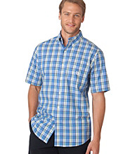 Chaps® Men's Edisto Plaid Woven Shirt