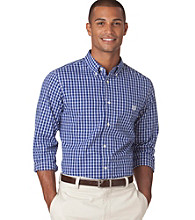 Chaps® Men's Custom Fit Collection Check Woven Shirt