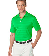 Chaps® Men's Sea Grass Short Sleeve Textured Golf Polo