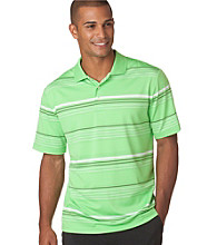 Chaps® Men's Sea Grass Coastal Stripe Golf Polo