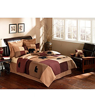 Logan Bear Quilt Collection by Donna Sharp®