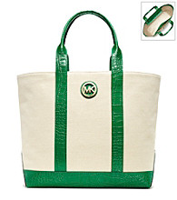 MICHAEL Michael Kors® Fulton Canvas Large Tote