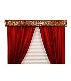 BCL Drapery Hardware Acanthus Vine Curtain Rod Valance