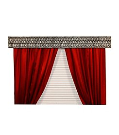 BCL Drapery Hardware Weave Curtain Rod Valance