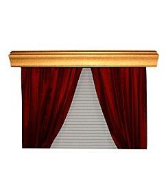 BCL Drapery Hardware Baxter Curtain Rod Cornice