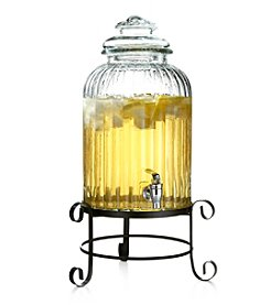 Style Setter Springfield Beverage Dispenser with Stand